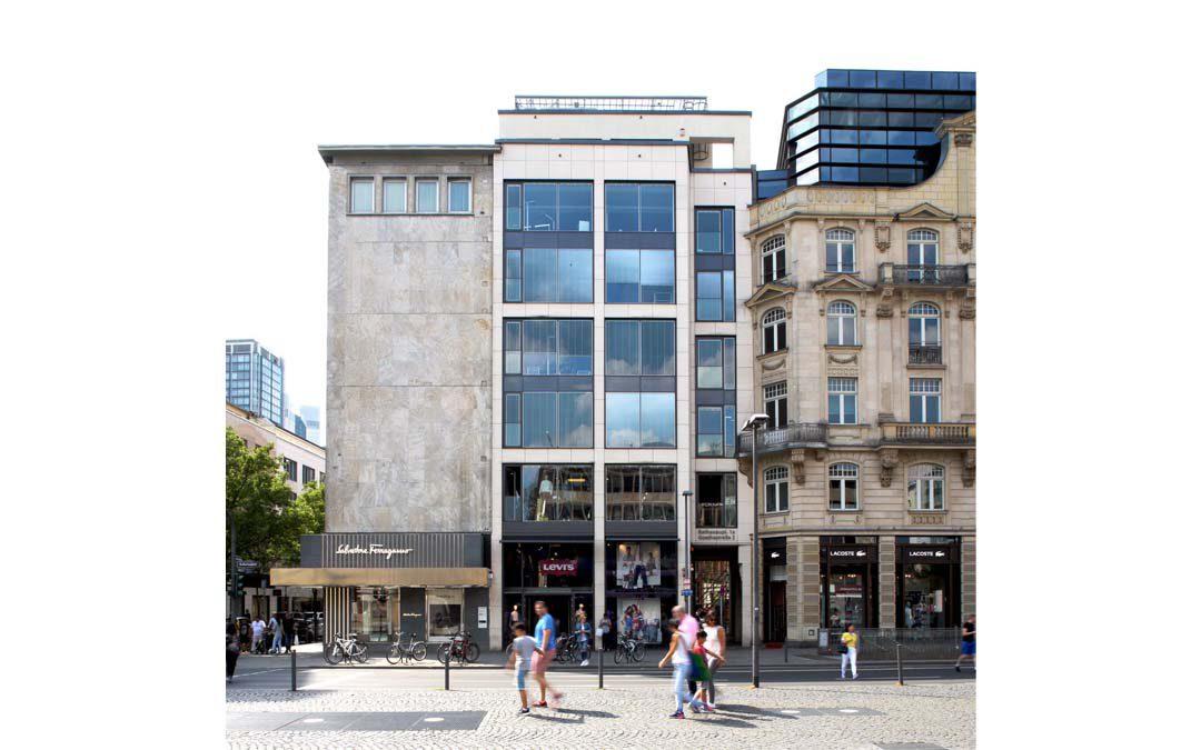 Rathenauplatz Frankfurt