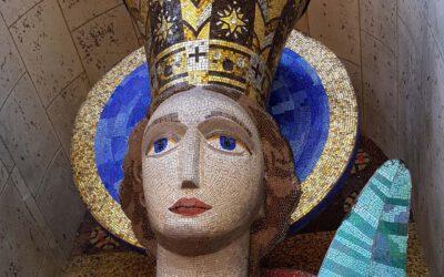 Befahrung der Regina Pacis der Frauenfriedenskirche