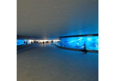 Unterführung Hauptbahnhof Wiesbaden
