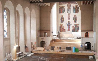 DSD-Ortskuratorin besucht Frauenfriedenskirche