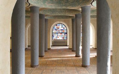 Die Krypta der Frauenfriedenskirche ist fertig